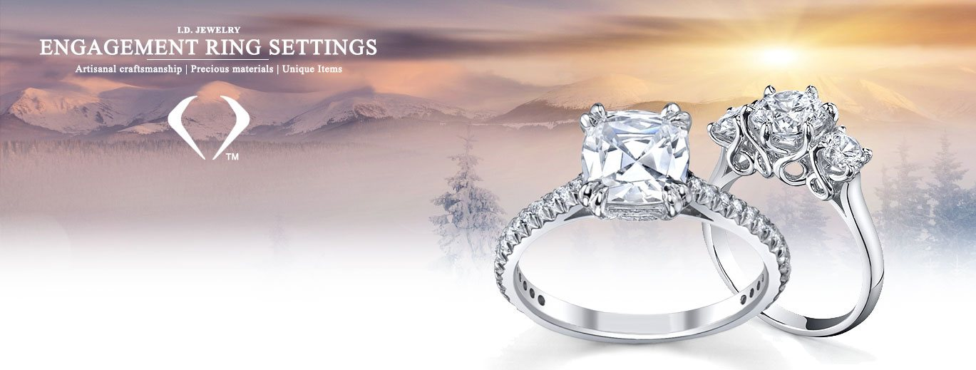 engagement ring setting - Wedding Ring Setting