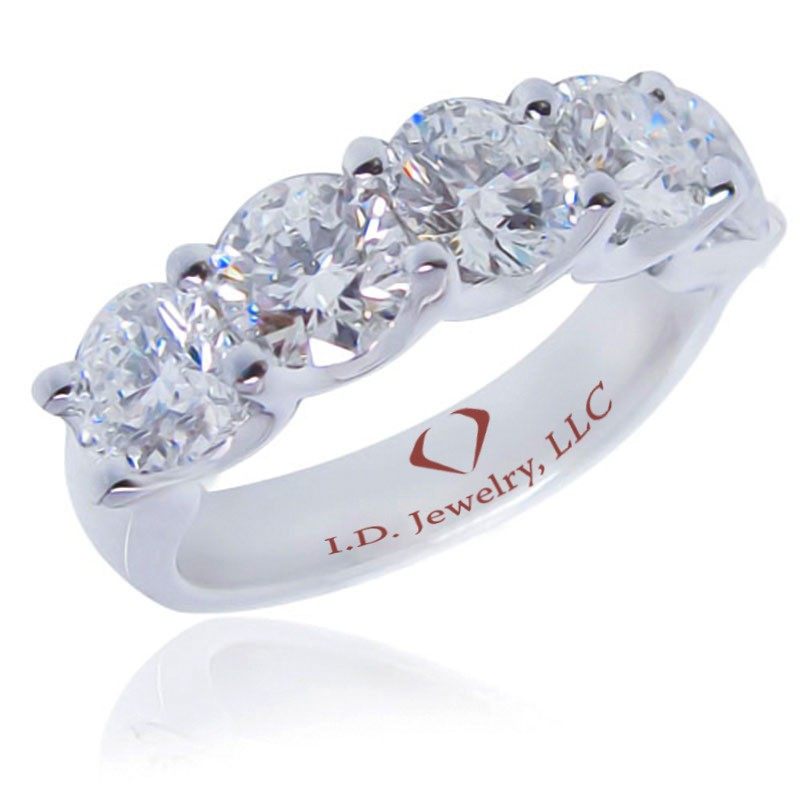 ring band stone perfect setting diamond bands img product grande wedding engagement the image products