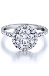 Engagement rings new york city diamond district 6 prongs solitaires aloadofball Images