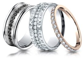 benchmark black diamond rings
