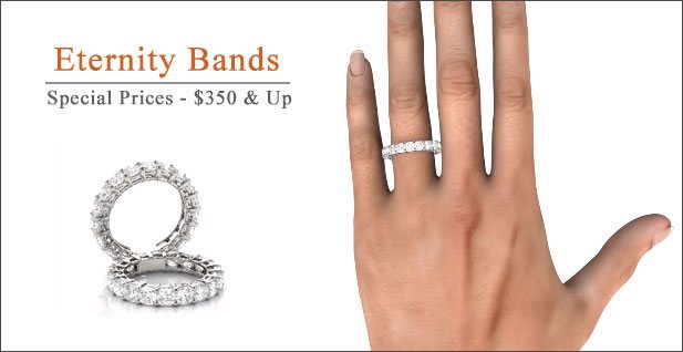 Eternity Bands Sale