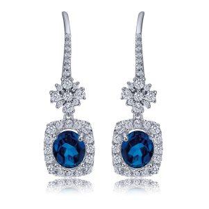 designer collection Gabriel Co Amavida Fashion earrings
